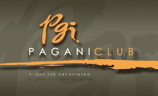 pgi PAGANI club