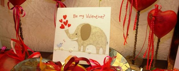 St Valentine's Day!